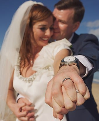 Destination Wedding video _ Seafield Ireland